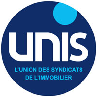 logo UNIS l'Union des Syndicats de l'Immobilier